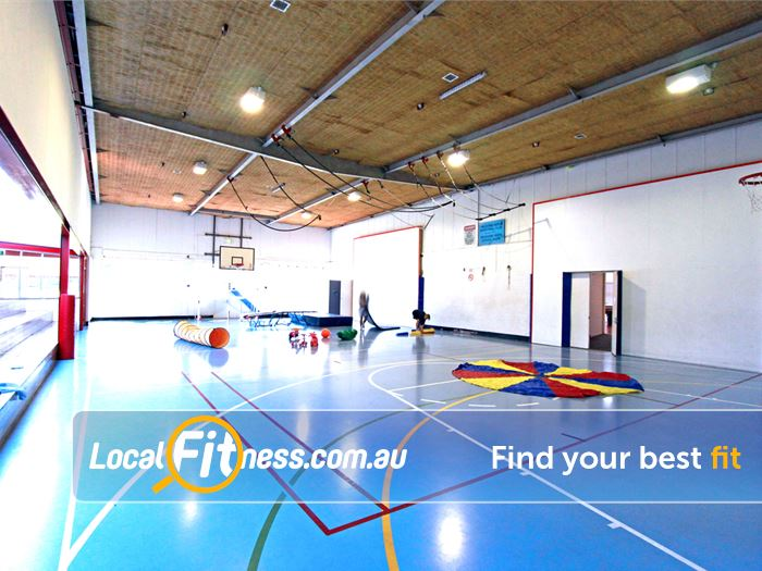 North Melbourne Community Centre North Melbourne Gym Fitness Multi-purpose indoor North