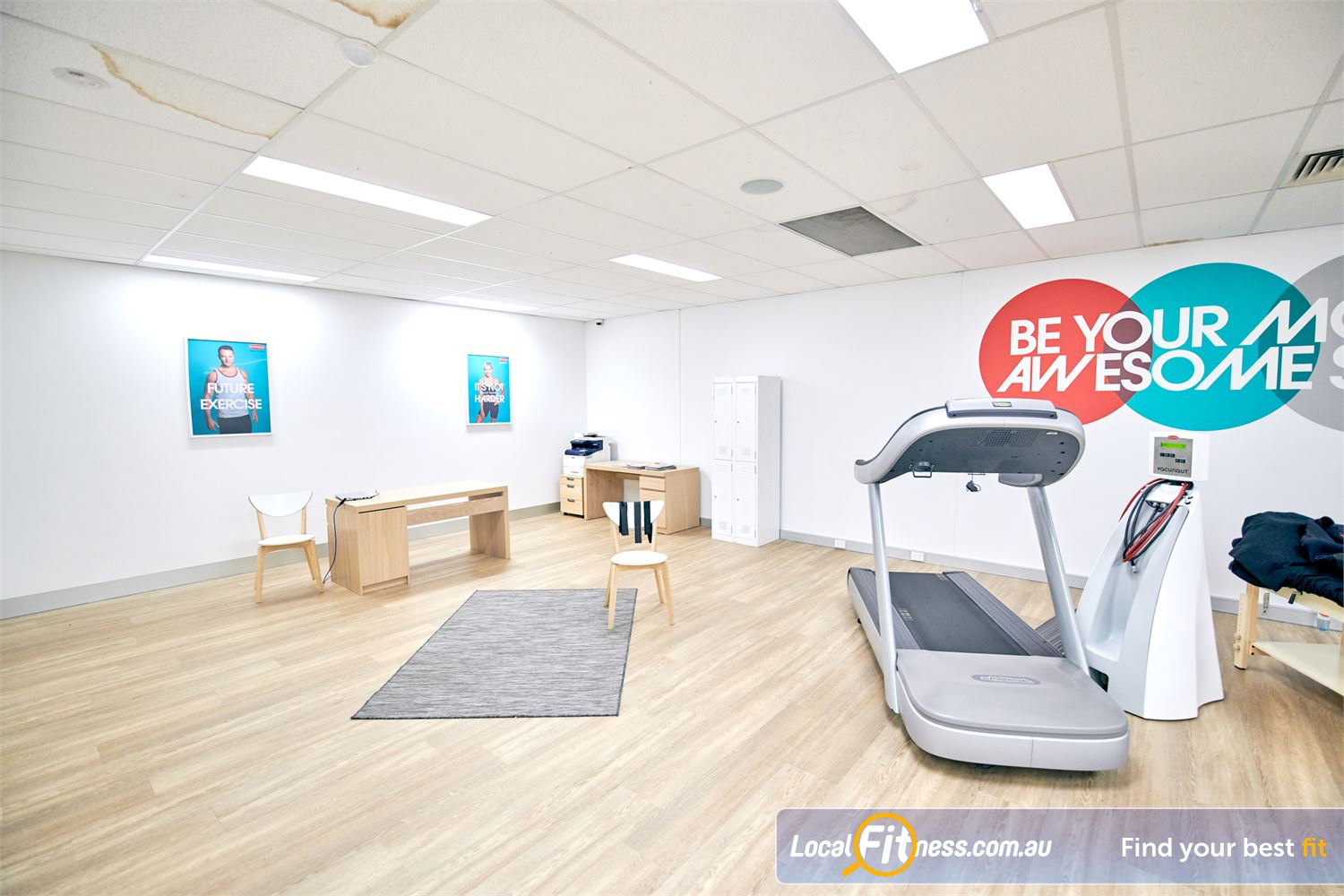 HYPOXI Weight Loss Port Melbourne Welcome to the HYPOXI Port Melbourne weight-loss studio.