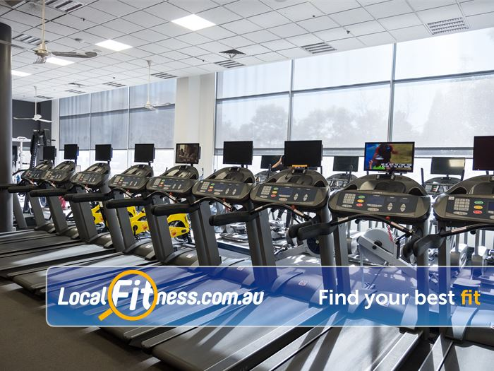 Fernwood Fitness Gym Dural  | Welcome to the beautifully refurbished Fernwood Hornsby gym.