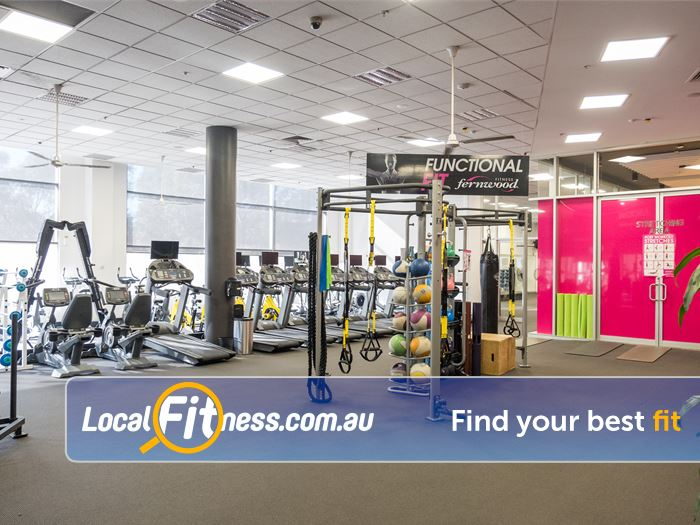 Fernwood Fitness Gym Castle Hill  | Our Hornsby gym includes a purpose built functional