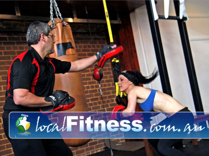 Total Body Conditioning Gym Near Zetland Join in on an energetic Waterloo Boxercise class.