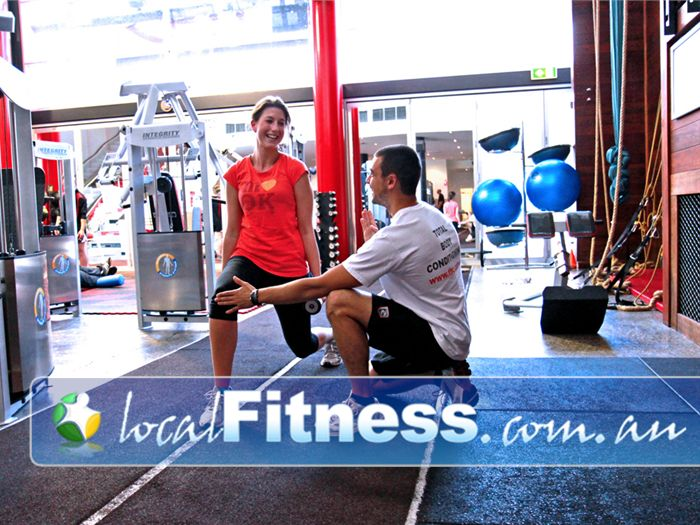 Total Body Conditioning Gym Near Rosebery Waterloo personal training is an enjoyable and fulfilling experience.