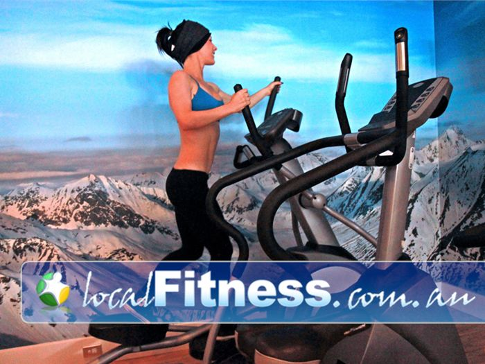 Total Body Conditioning Gym Near Zetland State of the art Cardio in our Moore Park gym.
