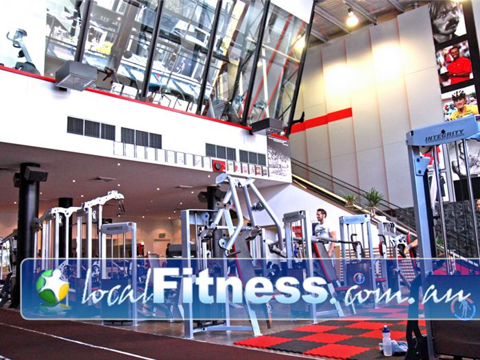 Total Body Conditioning Gym Waterloo A special atmosphere in the heart of the Moore Park Entertainment Quarters.