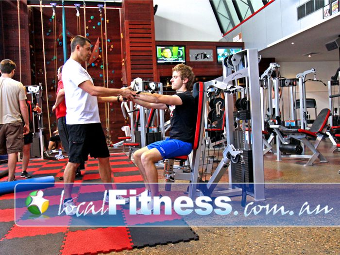 Total Body Conditioning Gym Waterloo Feel comfortable and cared for in our Waterloo gym.