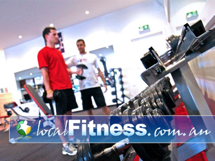 Total Body Conditioning Gym Waterloo Progressive and systematic training with Waterloo personal training.