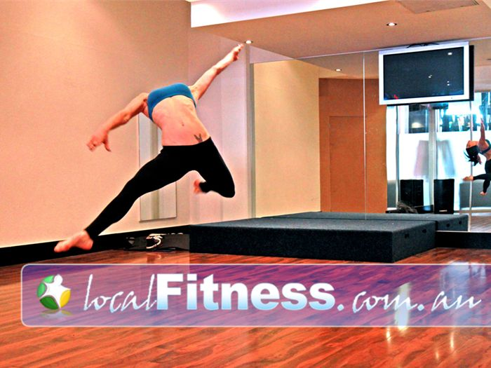 Total Body Conditioning Gym Waterloo Use our Waterloo aerobics room for your own private training.