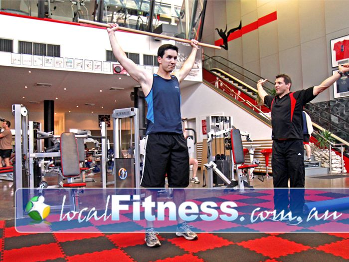 Total Body Conditioning Gym Waterloo Waterloo personal trainers specialise in corrective exercise techniques.