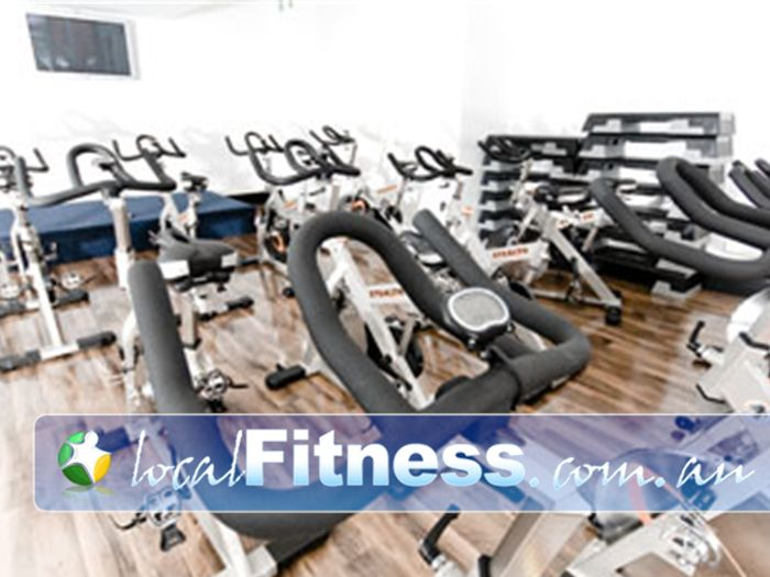 Total Body Conditioning Gym Waterloo Enjoy bike fitness classes in Waterloo.