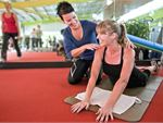 Annette Kellerman Aquatic Centre Wolli Creek Gym Fitness Fully equipped with mats,