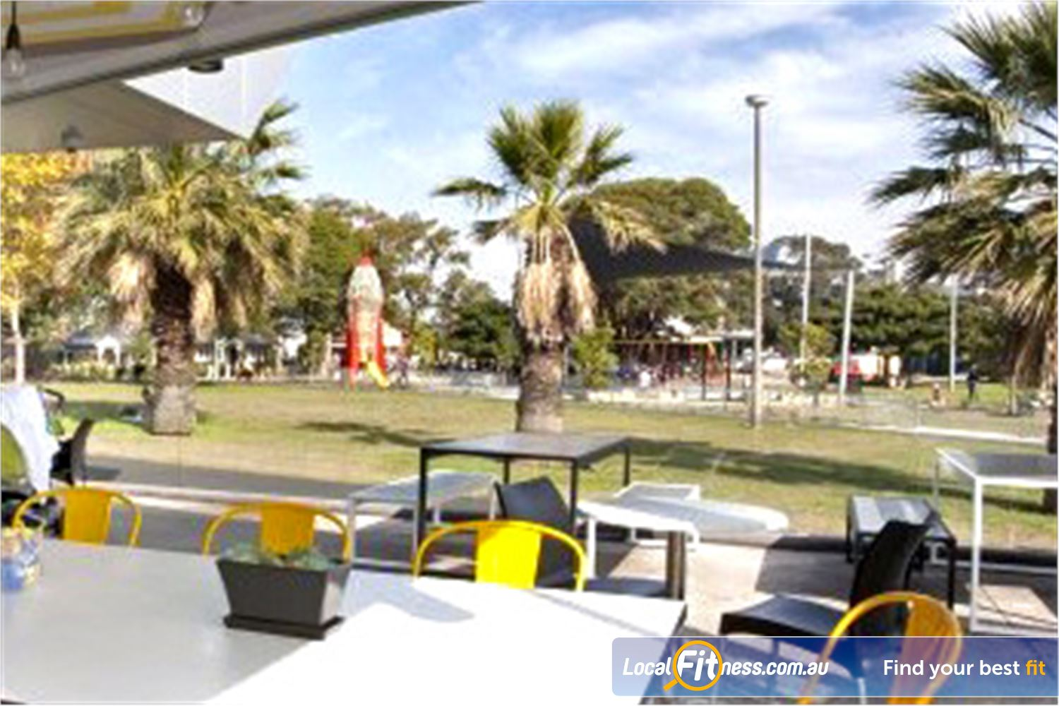 Annette Kellerman Aquatic Centre Marrickville Get involved with one of our outdoor group fitness classes including Pilates in the Park