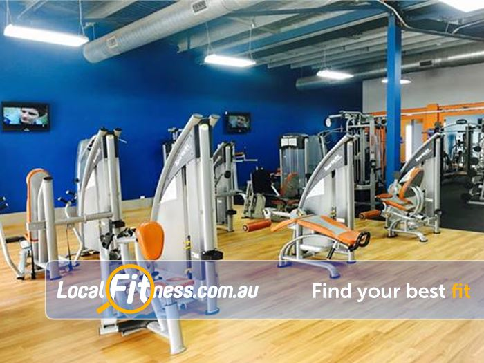 Plus Fitness 24/7 Carlingford Near Epping Our Beecroft gym includes state of the art equipment from SportsArt Fitness.