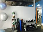 fitballs, medicine balls, foam rollers, kettle bells and