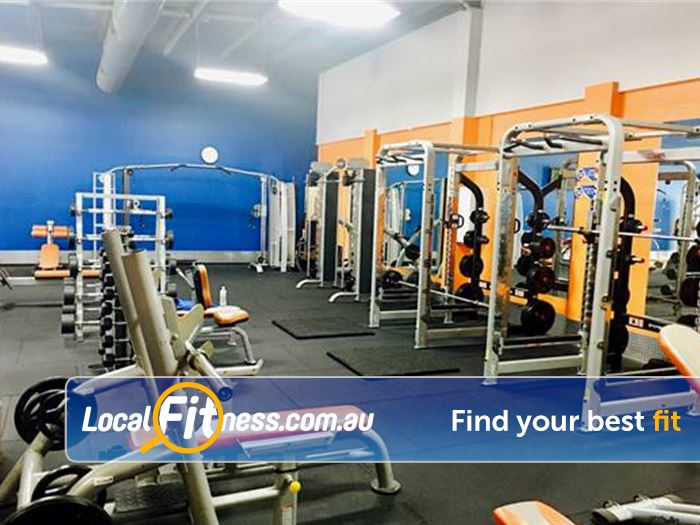 Plus Fitness 24/7 Carlingford Epping Gym Fitness Get into strength training at
