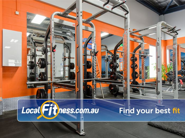Plus Fitness 24/7 Carlingford Beecroft Gym Fitness We provide multiple heavy duty