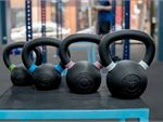 We have Kettlebells that cater for beginners all