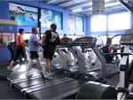 Personal Best Fitness Centre Sherbrooke Gym CardioTreadmills, cross trainers, cycle