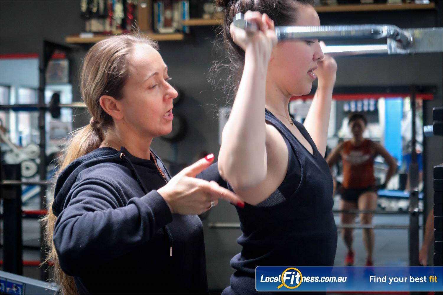 Tabban Muscle & Body Shape Near Richmond North Our Richmond personal trainers and years of experience of getting the optimal results.