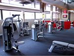 Genesis Fitness Clubs @ The Clock Tower Hillbank Gym Fitness At Genesis Elizabeth gym, enjoy