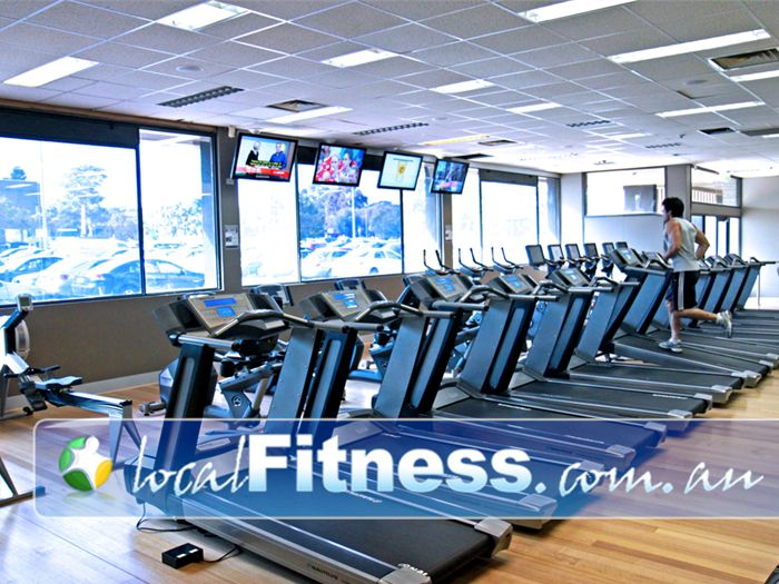 Genesis Fitness Clubs @ The Clock Tower Near Davoren Park South Genesis Elizabeth gym provides a state of the art Cardio theatre setup.
