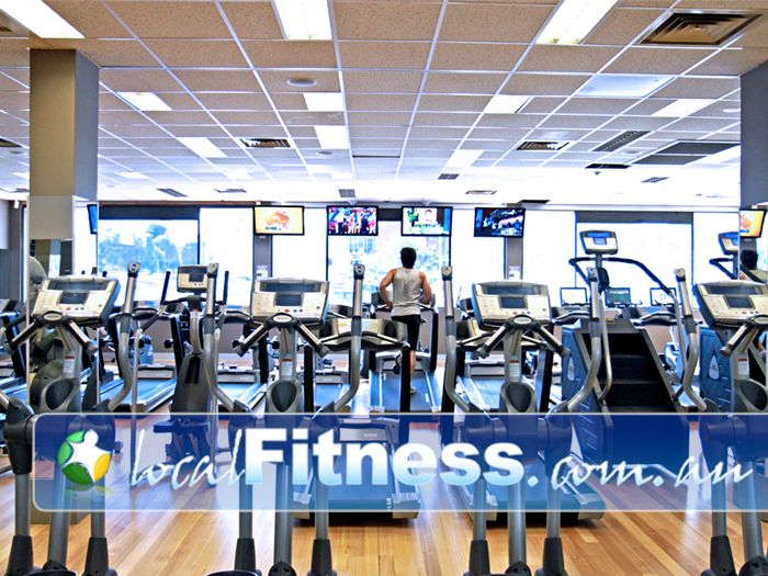 Genesis Fitness Clubs @ The Clock Tower Elizabeth Genesis Elizabeth gym provides your favorite treadmills, cross trainers and more!