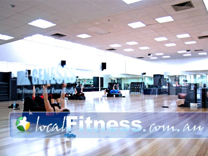 Genesis Fitness Clubs @ The Clock Tower Near Davoren Park North Popular group classes include Les Mills and Elizabeth Zumba.
