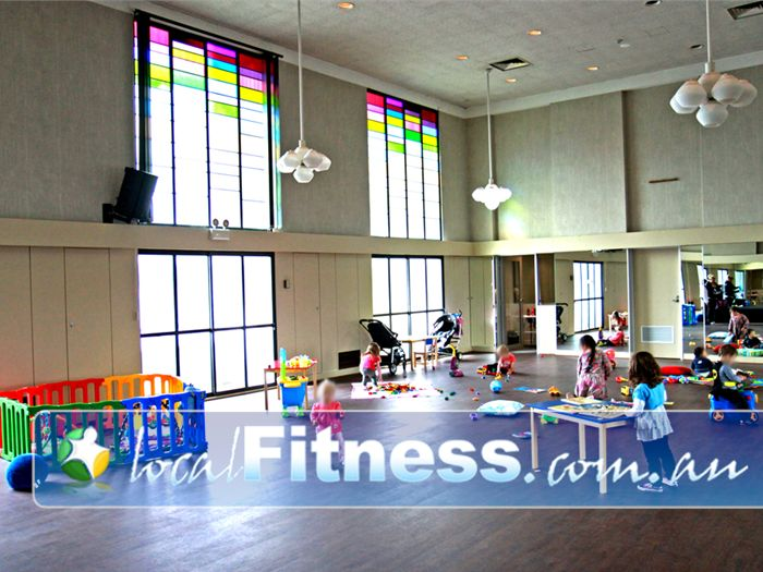 Genesis Fitness Clubs @ The Clock Tower Elizabeth Genesis Elizabeth - helping to keep the family fit.
