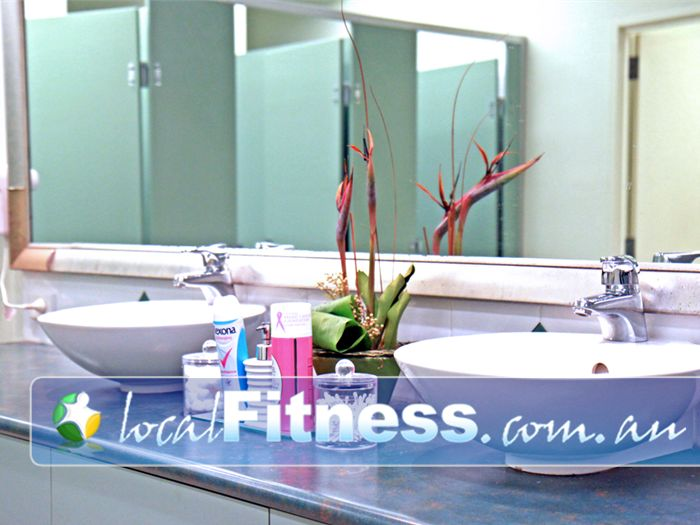 Fernwood Fitness Capalaba Complimentary toiletries for our Fernwood members and guests.