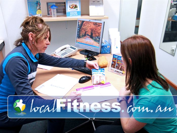 Fernwood Fitness Capalaba Combine weight management with a balanced diet plan with Slimplicity.