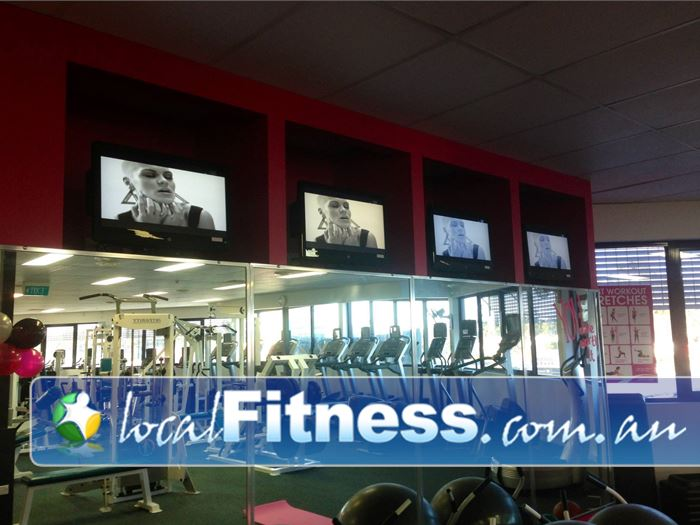 Fernwood Fitness Capalaba A womens sanctuary where women can shine 24 hours a day.