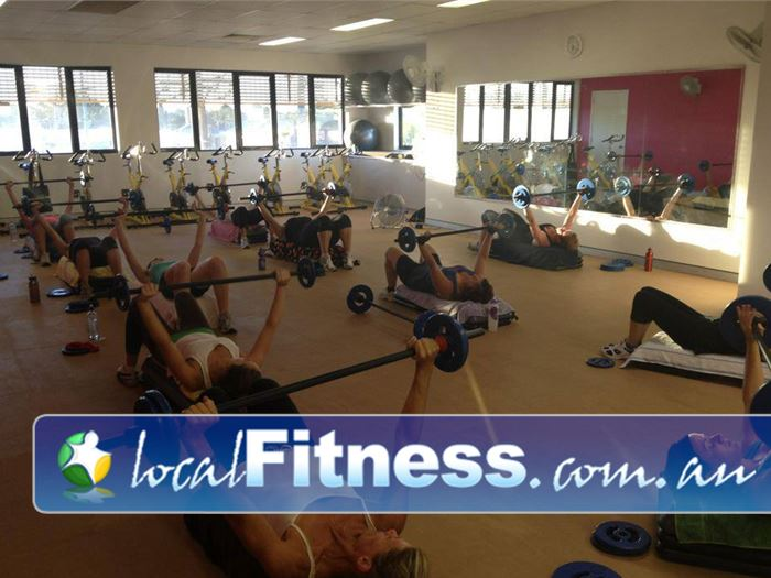 Fernwood Fitness Capalaba Les Mills, Capalaba Yoga, Pilates, Zumba and more.