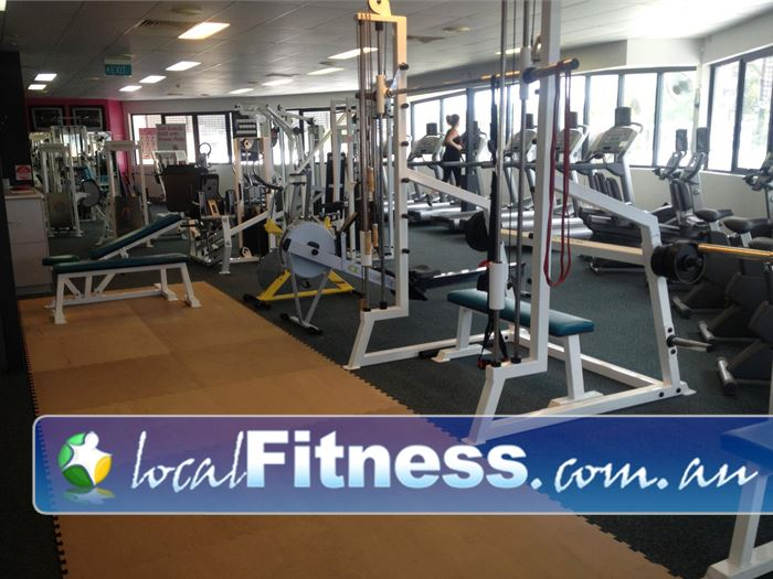Fernwood Fitness Capalaba At Ferwood, we are going functional in our training.