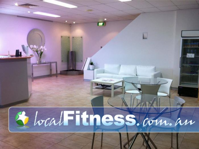 Fernwood Fitness Capalaba The atmosphere of a relaxing day spa.