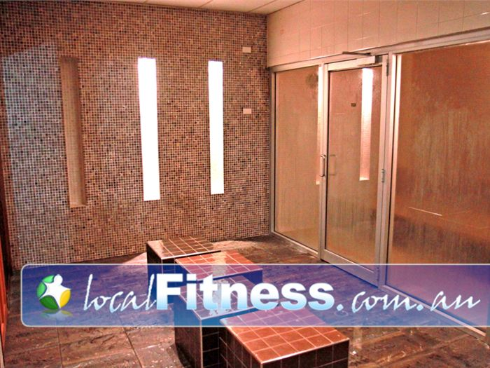 Fitness first exclusive change rooms near condell park