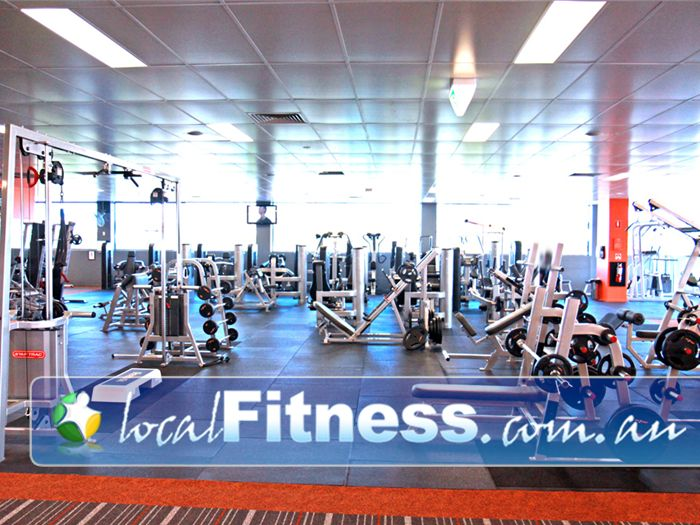 Fit n Fast Gym Indooroopilly  | Fit n Fast Paddington gym provides a spacious