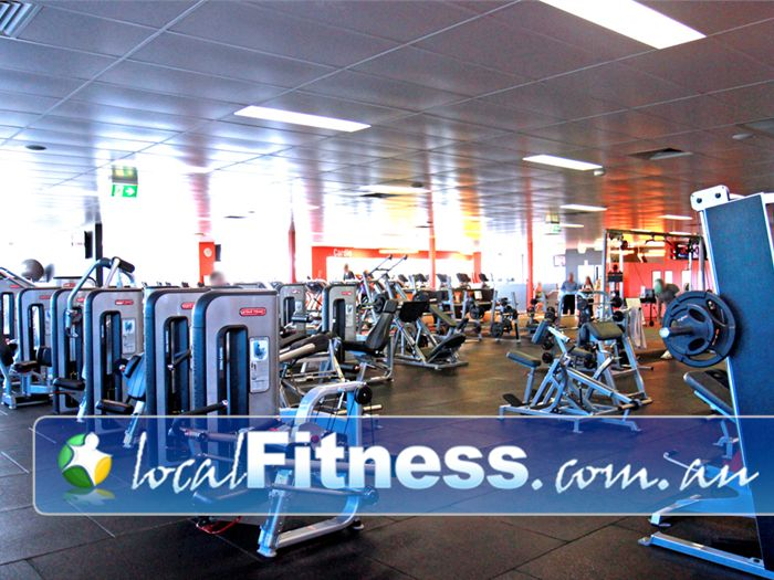 Fit n Fast Gym Bardon  | Our Paddington gym includes a full range of