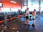 Fit n Fast Bardon Gym Fitness Capped at 30 kg to cater for