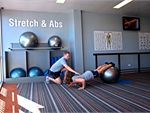 Fit n Fast Bardon Gym Fitness Incorporate Stretching and Ab