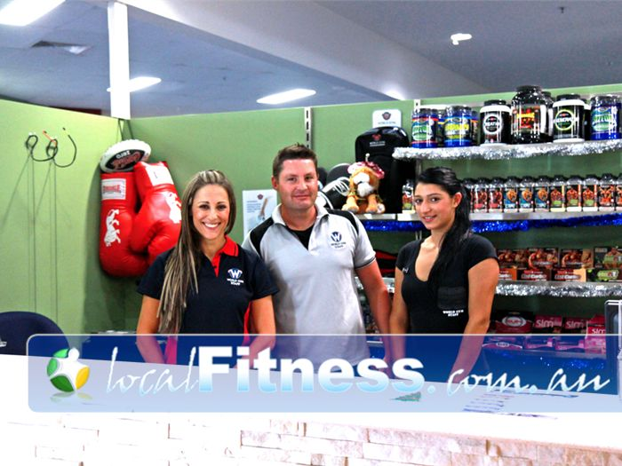 World Gym Bankstown At World Gym Bankstown, help is only one question away.