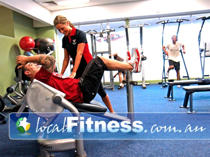World Gym Bankstown Enjoy the latest ab training machines guided by Bankstown personal trainers.