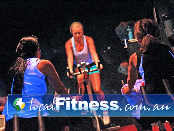 World Gym Near Condell Park Qualified and energetic Bankstown cycle instructors will take you on a ride.