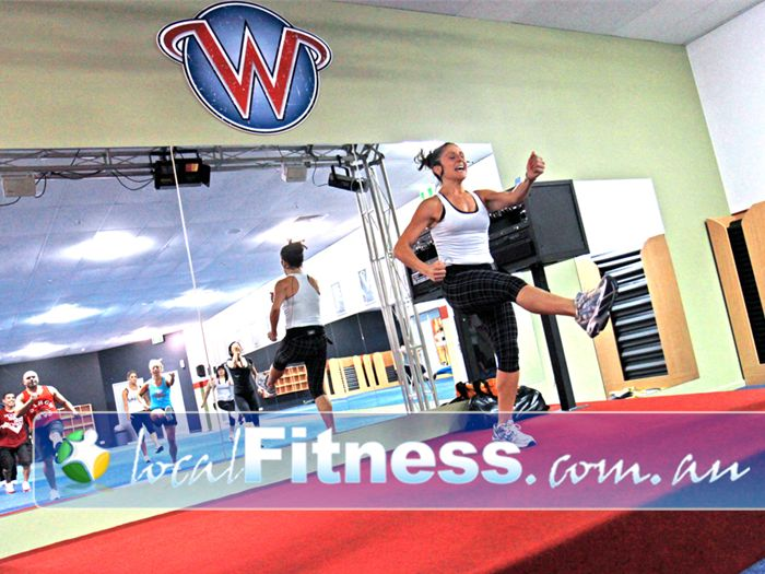World Gym Bankstown Qualified and accredited instructors ensuring you get the best workout.