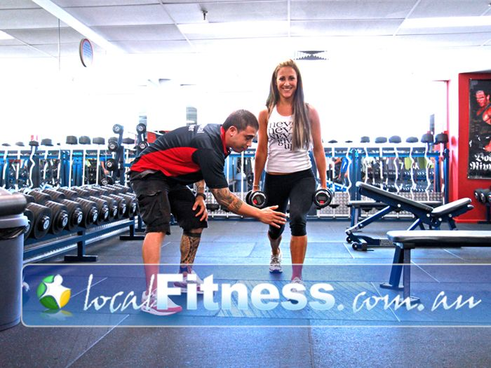 World Gym Bankstown We believe in helping all of our members achieve their goals.
