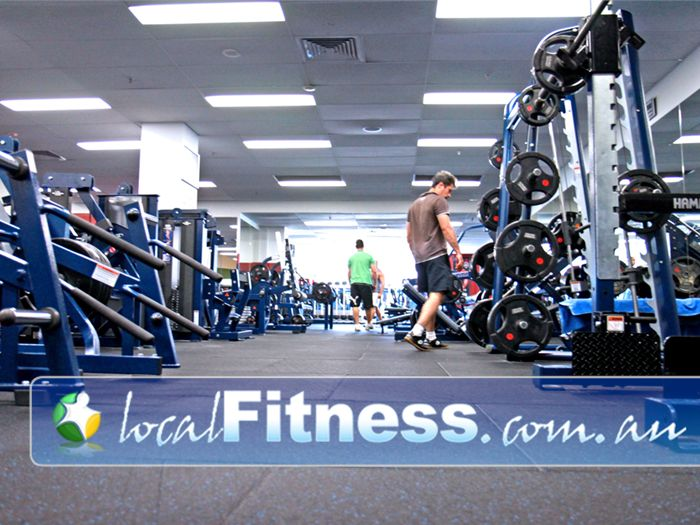 World Gym Bankstown If you enjoy weights, you've come to the right place - an Official Hammer Strength Training Centre.
