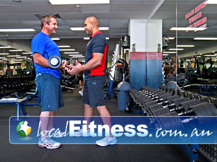 World Gym Near Riverwood Bankstown personal trainers provide solutions to what you want to achieve.