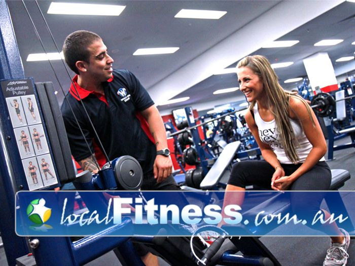 World Gym Bankstown We provide the type of support specific to you.