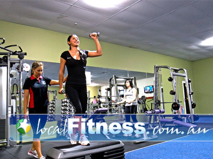 World Gym Bankstown A ladies gym for Bankstown women.