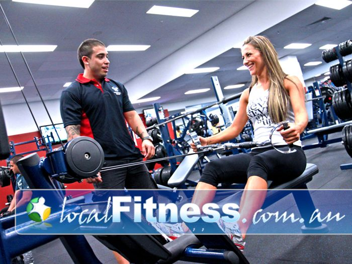 World Gym Bankstown World Gym - A place where ambitious and motivated people can train.