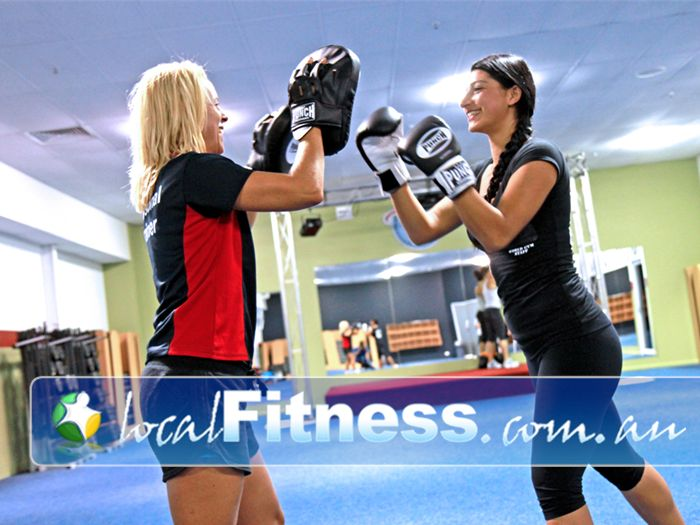 World Gym Bankstown Vary your training with fun boxing workouts.