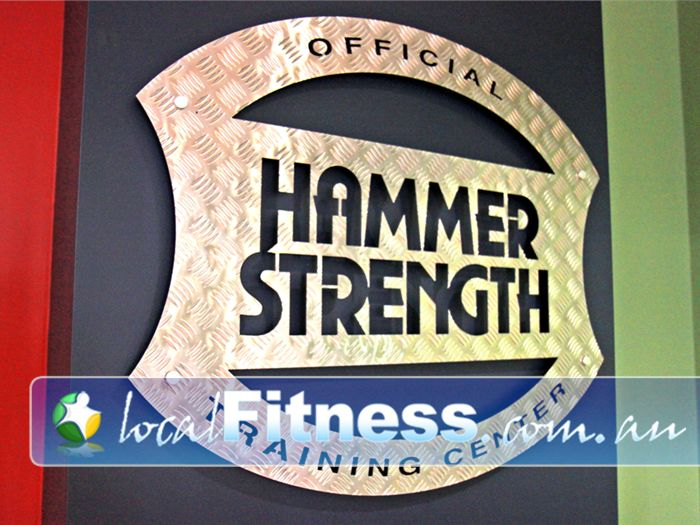 World Gym Bankstown One of only a select few Official Hammer Strength Training Centres.